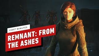 First 19 Minutes of Remnant: From the Ashes Gameplay