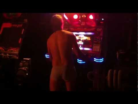 s34n - Playing Dance Maniax in My Boxers in Our Garage