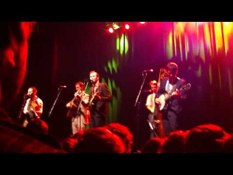 Rye Whiskey - Punch Brothers - Athens, GA 2012