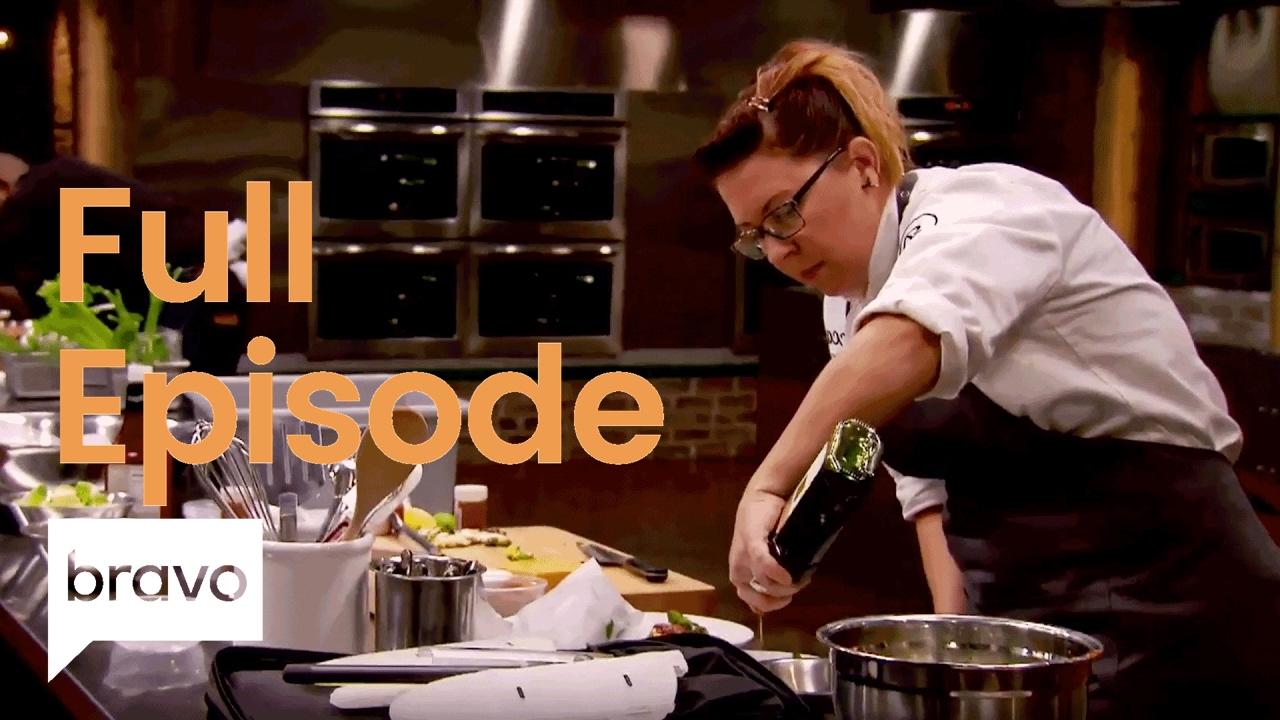 Last Chance Kitchen: The Clock (Season 14, Episode 1) | Bravo ...