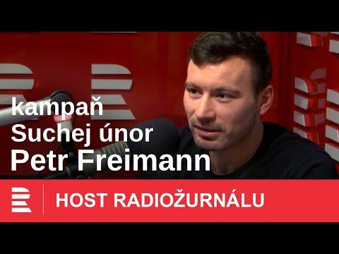 Petr Freimann: Na Suchej únor můžeme zjistit, jak to s alkoholem vlastně máme from YouTube · Duration:  25 minutes 14 seconds