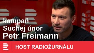 Petr Freimann: Na Suchej únor můžeme zjistit, jak to s alkoholem vlastně máme