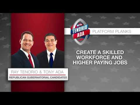 Platform Planks: Ray Tenorio / Tony Ada