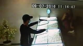 09072016 У місті Рубіжне скоєно розбійний напад на ювелірний магазин