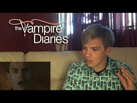The Vampire Diaries - Season 5 Episode 21 (REACTION) 5x21 Promised Land