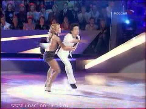 Смотреть танцы на льду 2006 год