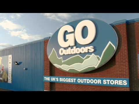 Latest GO Outdoors Weather Advert