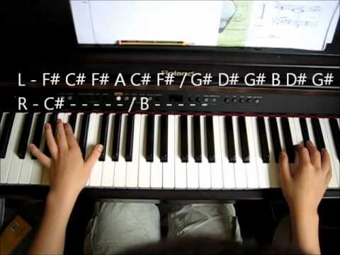 Lily's Theme Piano Tutorial (Harry Potter and the Deathly Hallows)