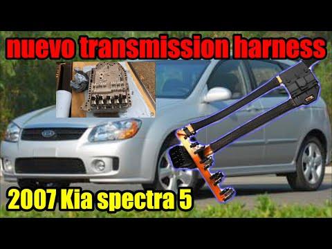 2007 kia spectra transmission harness