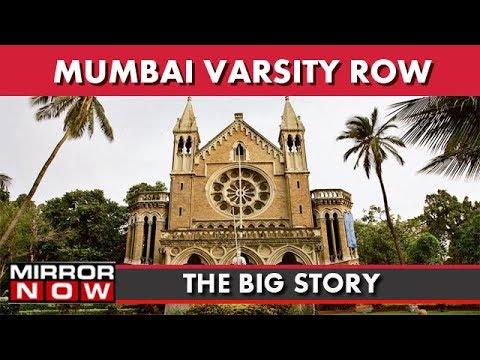 Mumbai University Mess Is An Embarassment, Says Aditya Thackarey I The Big Story Show
