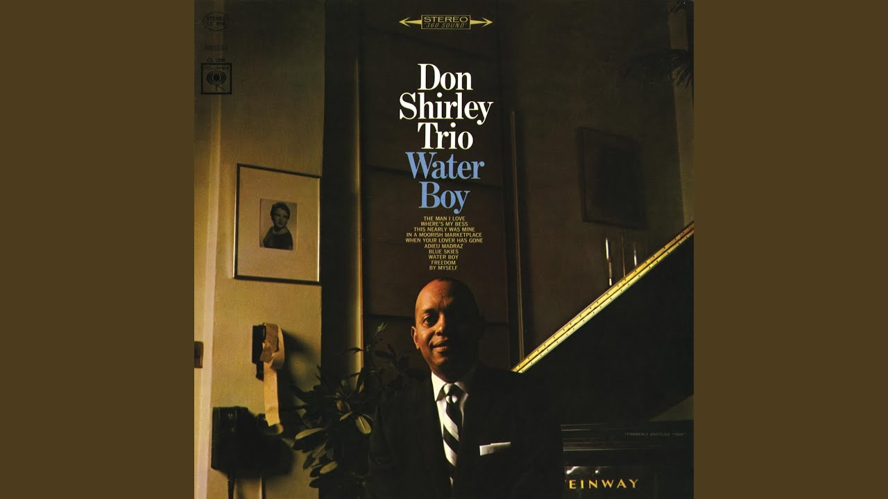 the don shirley trio
