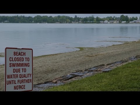 Saving Our Waters - Lake Champlain: A Jewel in Trouble