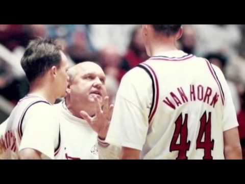 Keith Van Horn Utah Basketball 1993-1997
