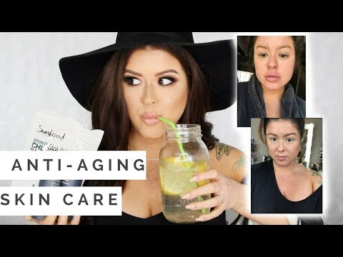 Anti Aging: Skincare Routine, beauty foods, tips and tricks