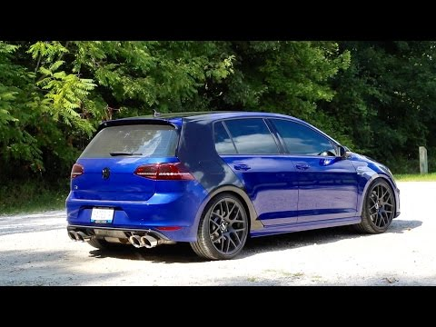 Review: APR Stage 2 Golf R - Better Than The Focus RS?