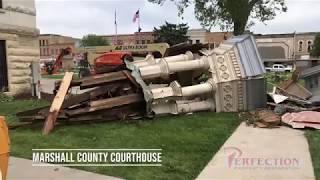 Marshall County Courthouse - Marshalltown, Iowa