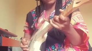 Little wing by Jimi Hendrix. (Helen Ibe cover)