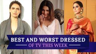 Video Hina Khan, Jennifer Winget, Divyanka Tripathi: TV's Best and Worst Dressed of the Week download MP3, 3GP, MP4, WEBM, AVI, FLV Mei 2018