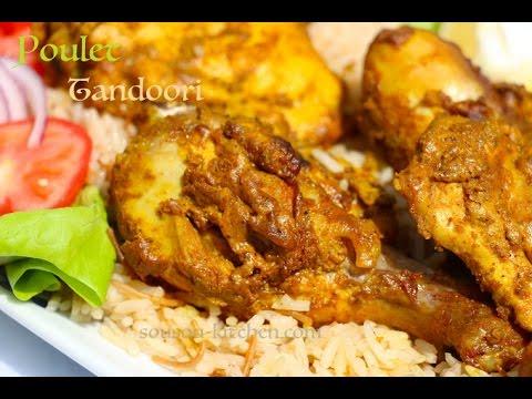 poulet-tandooriدجاج-تندوري-بالفرن-/-chicken-tandoori