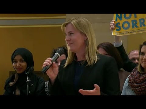 Hortman Files House Protest Over Legislature's Treatment Of Women