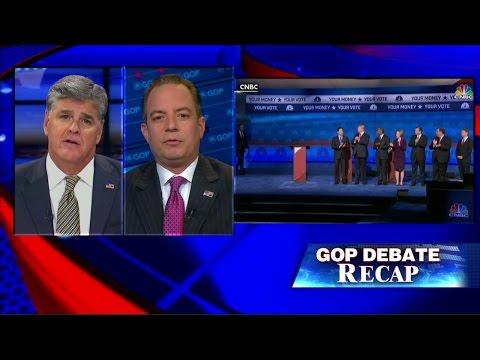 Reince Priebus: 3rd GOP Debate Was