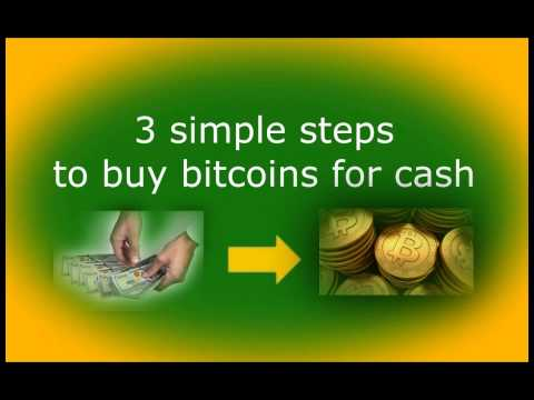 How To Buy Bitcoins With Cash Instantly