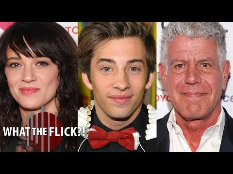Leaked Texts Contradict Asia Argento Statement Regarding Jimmy Bennett Assault
