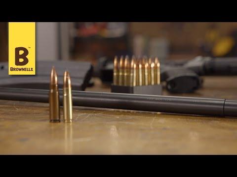 .300 Blackout AR-15 Barrel Change