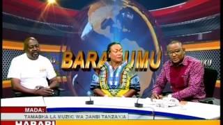 Baragumu Tamasha la Music wa Dansi Tanzania 28.07.2016