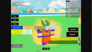 Roblox Dragonball Online Adventures Kaioken and more