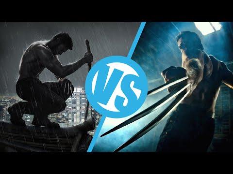 The Wolverine VS X-Men Origins: Wolverine : Movie Feuds ep65