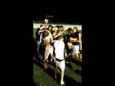 Redbacks U19s Club Song 2013