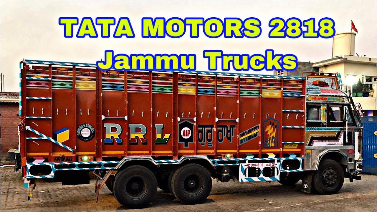 Tata Motors 2818 Feat JASPAL SINGH GILL - YouTube