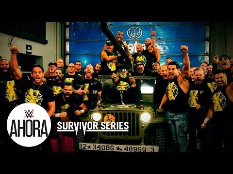 NXT, Raw y SmackDown chocan en Survivor Series 2019: WWE Ahora, Nov 23, 2019
