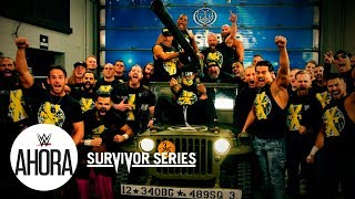 NXT, Raw y SmackDown chocan en Survivor Series 2019: WWE Ahora, Nov 23, 2019