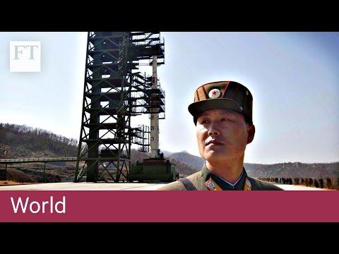 North Korea missiles hit Sea of Japan | World