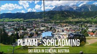 Mountain stories | planai schladming - ski area in central austria july 2020 iam_pingkit