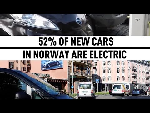 #WeCanSolveThis: Norway Charges Ahead with Electric Vehicles