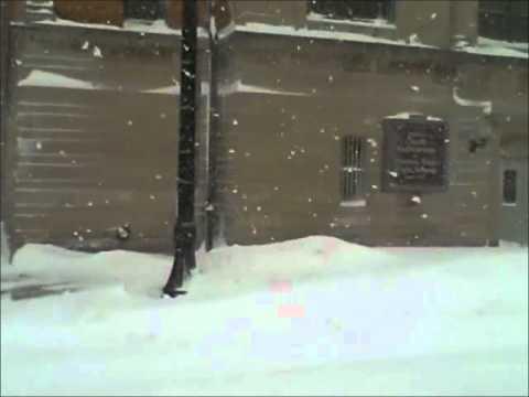 Cicero, IL:  February, 2011 Blizzard