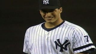 1995 ALDS Gm2: Andy Pettitte's two pickoffs