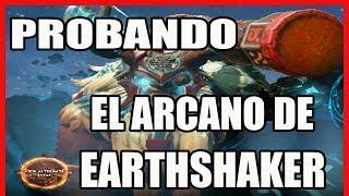 #SUSCRIBETE # LIKE # DOTA 2 NUEVO PARCHE DE JUGABILIDAD Y PROBANDO EL ARCANO DE EARTHSHAKER