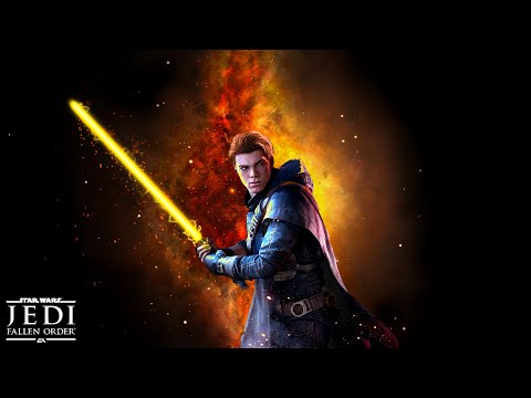 Star Wars Jedi: Fallen Order - All Bosses - Jedi Grandmaster: No Damage (PS4 PRO)