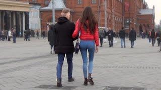 Знакомство и СВИДАНИЕ с девушкой. Классная задница. Пикап тренинг