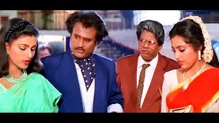 Tamil Movies # Veera Full Movie HD # Tamil Comedy Movies # Rajinikanth Super Hit Movies