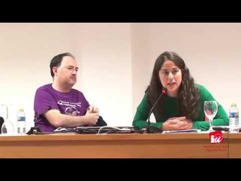 Intervención de Lara Hernández en Molina de Segura