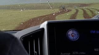 モンゴルの大草原をランドクルーザーで快走!気分爽快・未体験ゾーン ~...