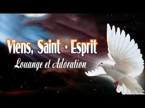 Viens, Saint Esprit - Louange Et Adoration Pour La Puissance De L´Esprit De Jésus