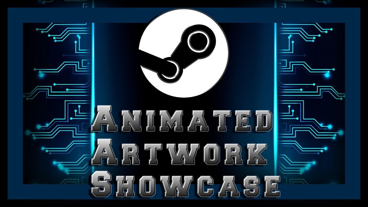 steam artwork showcase