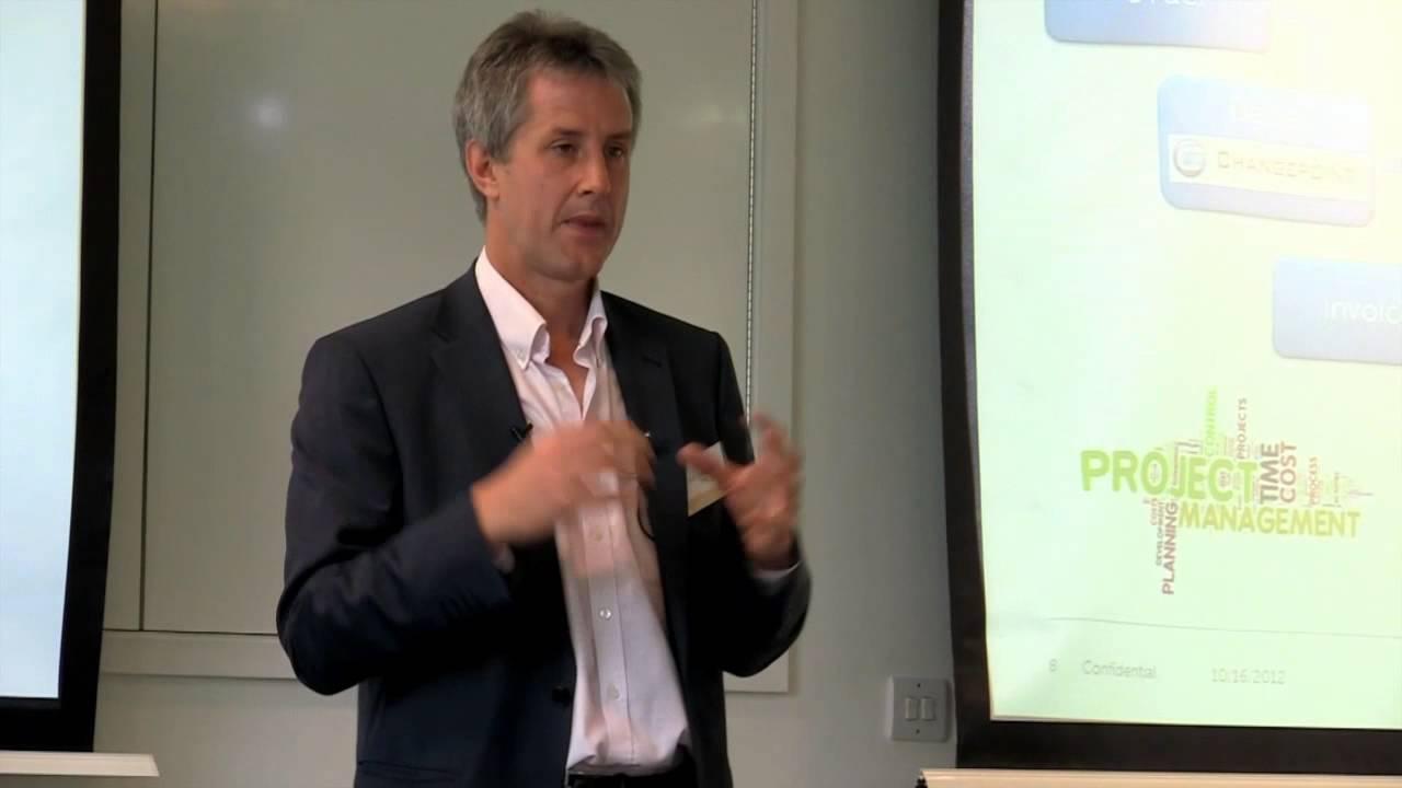 Changepoint PSA Seminar - John Rosevear, Dell