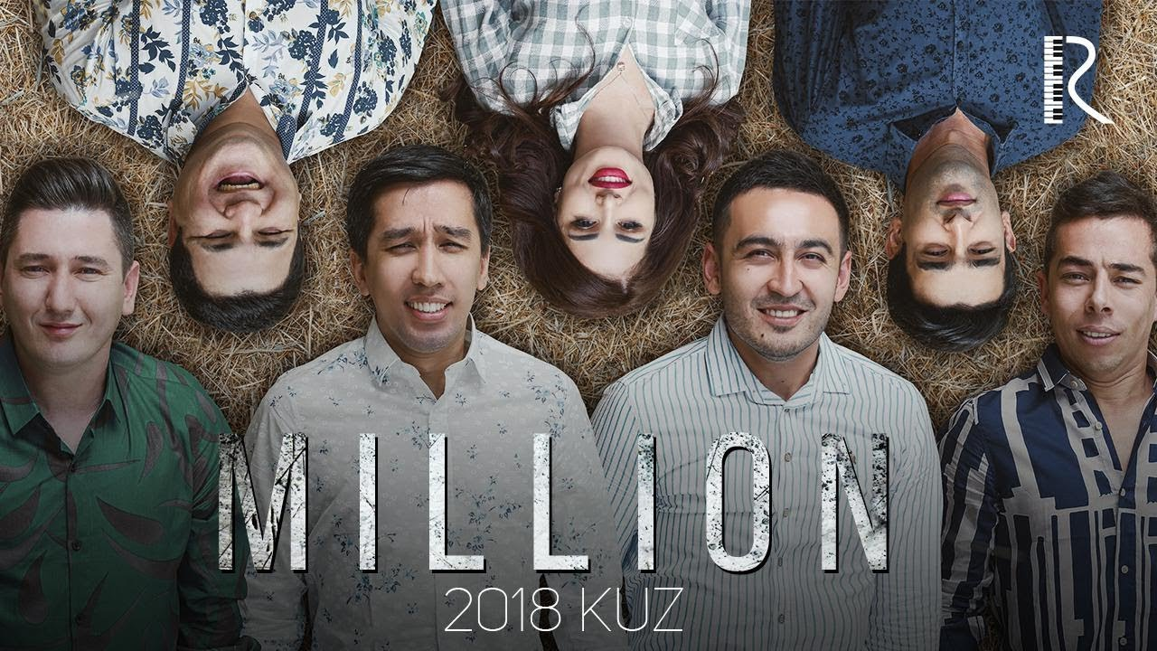 MILLION JAMOASI KONSERT DASTURI 2018 KUZ